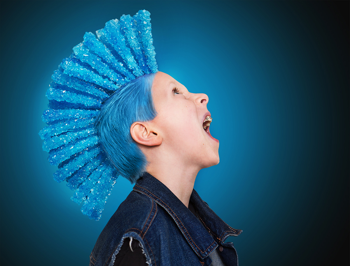 Rock Candy Mohawk